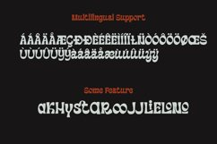 Machinkly Display Font Product Image 6