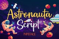 Astronauta Script Product Image 1