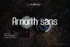 Arnorth sans Product Image 1