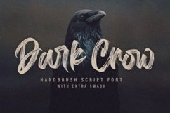 Dark Crow Product Image 1