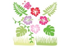 Jungle Animals Clipart Product Image 4