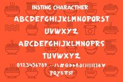 Insting - Fun Display Font Product Image 5