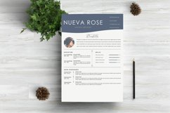 Creative Resume Template CV Design Product Image 1