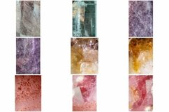 60 Photographs of Healing Amethyst Quartz Crystals Close Up Product Image 3