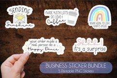 Ultimate Handmade Business Sticker Bundle Product Image 4
