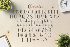 Web Font The Dust Product Image 5