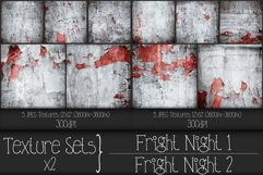 Texture Sets x2. Fright Night 1 and Fright Night 2. Product Image 2