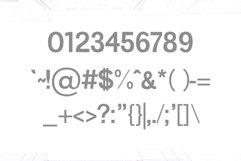 Yahir Sans Serif Font Family Product Image 3