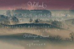 Veilland - Fancy Script Font Product Image 8