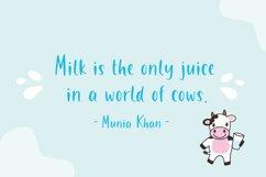Milkhouse - Handwritten Font Product Image 2