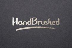 HandBrushed Font Product Image 4