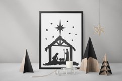 Nativity SVG Bundle | Christmas Nativity Bundle SVG Product Image 3