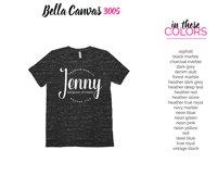 Bella Canvas 3005 Mockup Bundle, V-Neck Tshirt Bundle Product Image 4