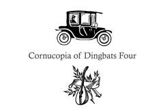 Cornucopia of Dingbats Four Product Image 1