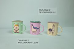 Mugs Mockups. 3 PSD files with smart objects. Product Image 5