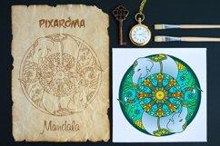 Vector Animals Mandala Set Product Image 5