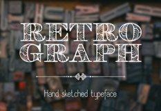 Retroghaph font Product Image 5