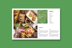 Recipe eBook Template Editable Using Ms Publisher Product Image 5