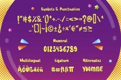 Koplok - a Fun Handwritten Font Product Image 5