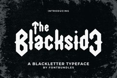 Blackside Product Image 1