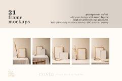 Costa - Frame Mockup Bundle Product Image 5