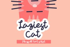 Laziest Cat Product Image 1