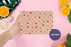 Envelope on Woman hand Summer mockup PSD, Summer Mockup PSD Product Image 2