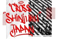 Web Font - Amperas - Graffiti Font Product Image 2