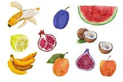 Fruits set Product Image 6