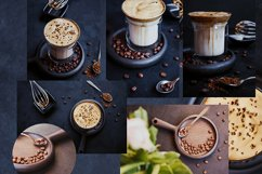 Dalgona Coffee, a trendy cool fluffy creamy whipped coffee. Product Image 1