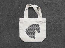 Geometric Horse SVG illustration   Geometric Animals SVG Product Image 4