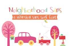 PN Neighborhood Sans Product Image 1
