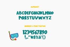 Beachday - Fun Display Font Product Image 4