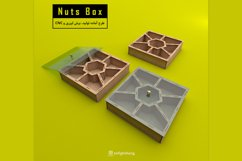 Nuts Box - Laser cut File Product Image 4
