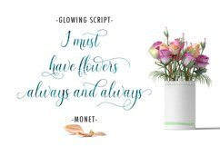 glowing script Product Image 6