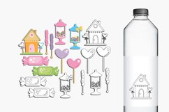 Candy store illustrations Product Image 2