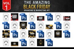 Black Friday Templates Vol 1 Product Image 4