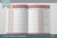 Canva Calendar Template for Printable Products Product Image 5