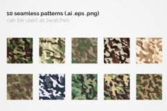 British Army Camouflage Patterns Product Image 2