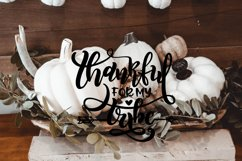 Thanksgiving bundle svg Gobble SVG Pumpkins svg Turkey Product Image 6