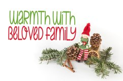 Happy Christmas - Typeface Font Product Image 3