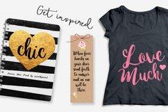 Amore Mio Brush Font Product Image 2