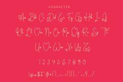 Valentine Memories Romantic Font Product Image 3