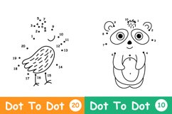 Worksheet animals and coloring book Product Image 9