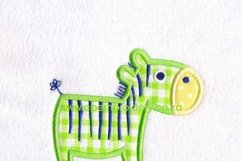 African Animal Applique Embroidery Design Pack Product Image 6