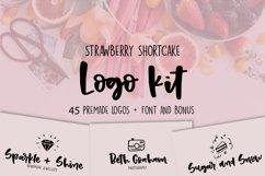 Strawberry Shortcake LOGO KIT  Bonus Product Image 1