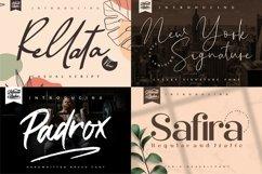 Best Seller - Mega Bundle 100 Fonts Product Image 21
