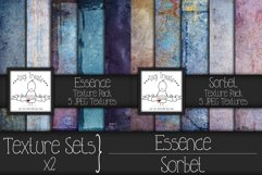 Texture Sets x2. Essence and Sorbet. Product Image 1