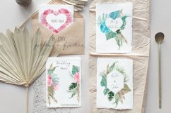 Tropical Wedding&Valentine's Frames Product Image 3