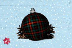 Plaid Pattern. Christmas seamless Pattern. Tartan. Product Image 5